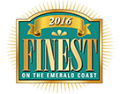 2016 finast of Emerald Coast Award
